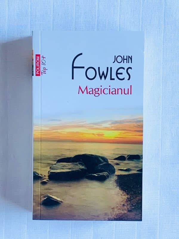 Magicianul de John Fowles