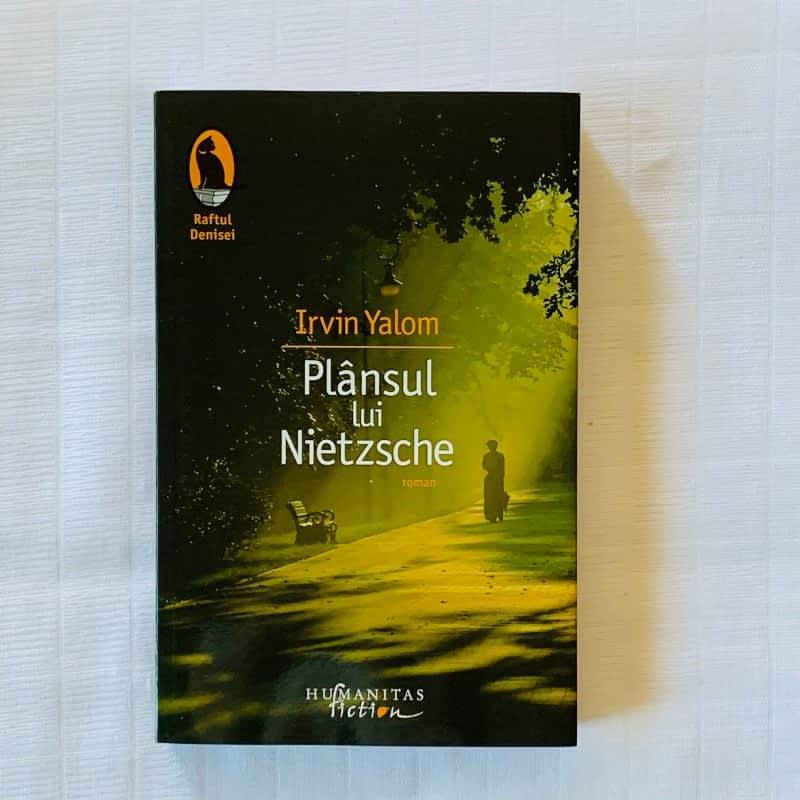 Plansul lui Nietzsche de Irvin Yalom