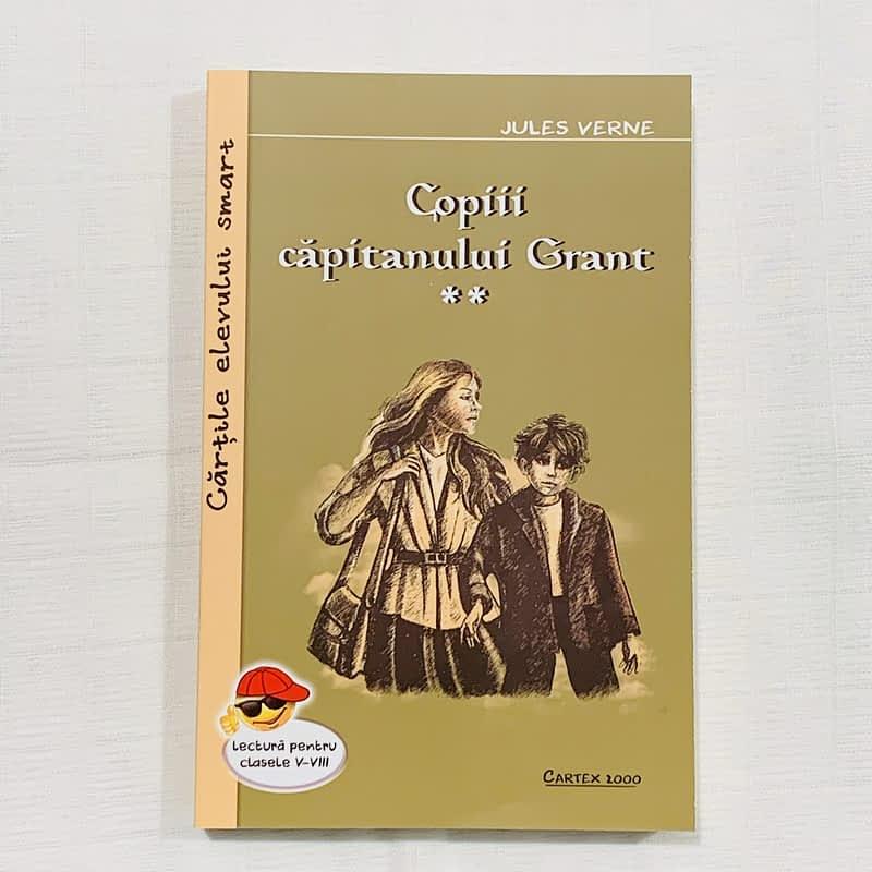 Copiii capitanului Grant Vol II