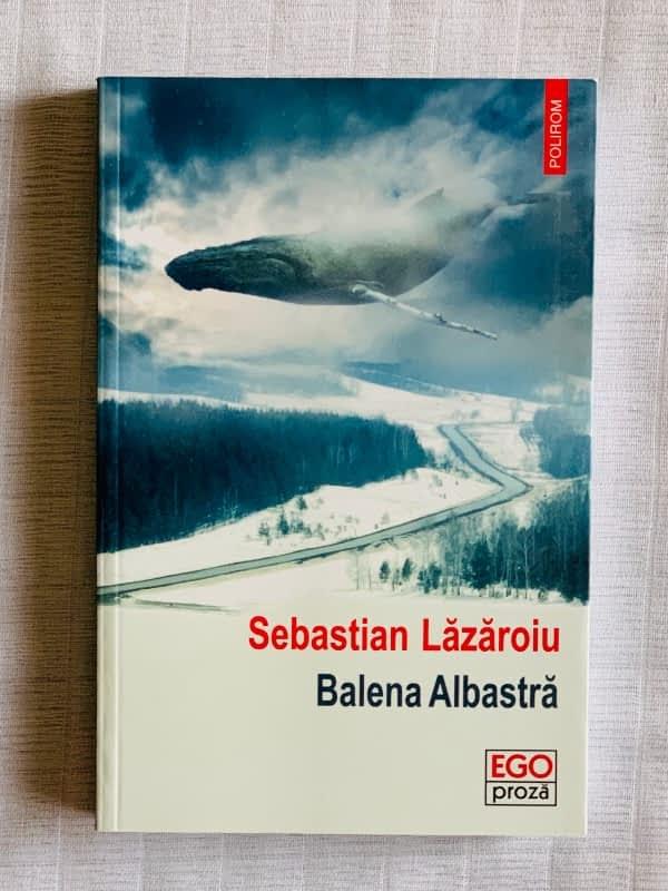 Balena Albastra de Sebastian Lazaroiu