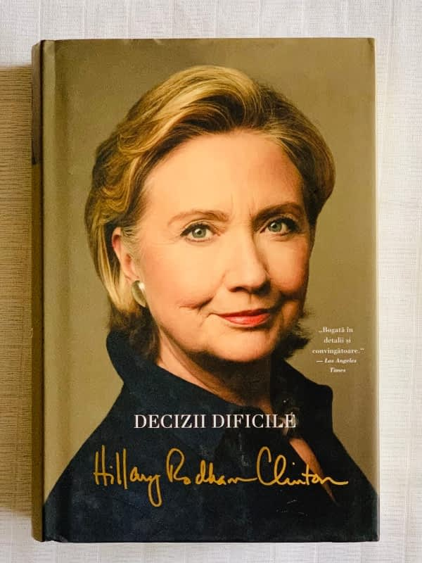 Decizii dificile de Hillary Clinton