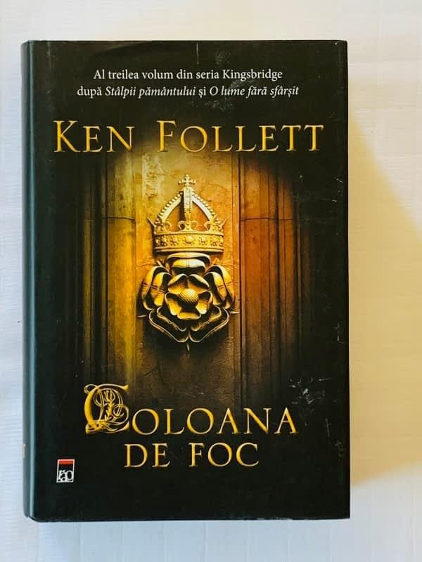 Coloana de Foc de Ken Follett