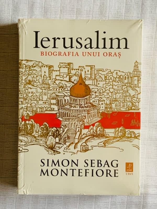 Ierusalim Biografia unui oras