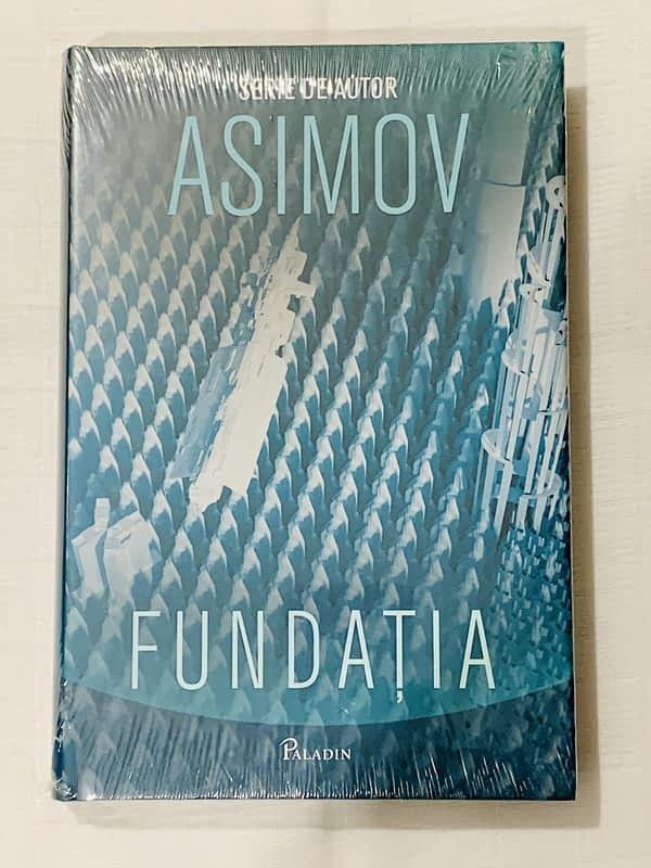 Fundatia de Isaac Asimov
