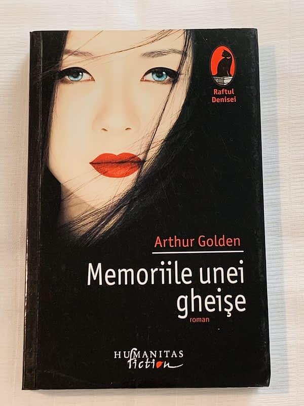 Memoriile Unei Gheise