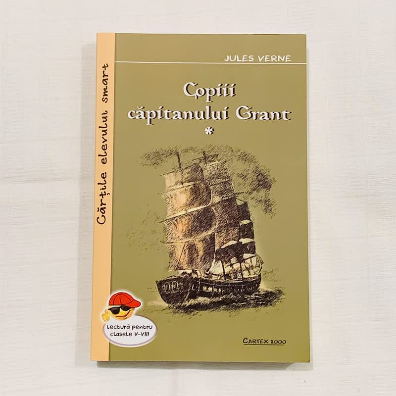Copiii capitanului Grant Vol I