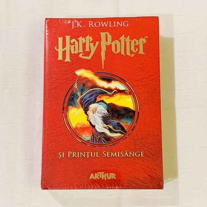 Harry Potter si Printul Semisinge