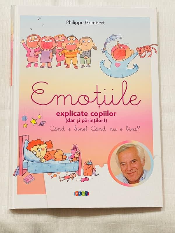 emotiile explicate copiilor