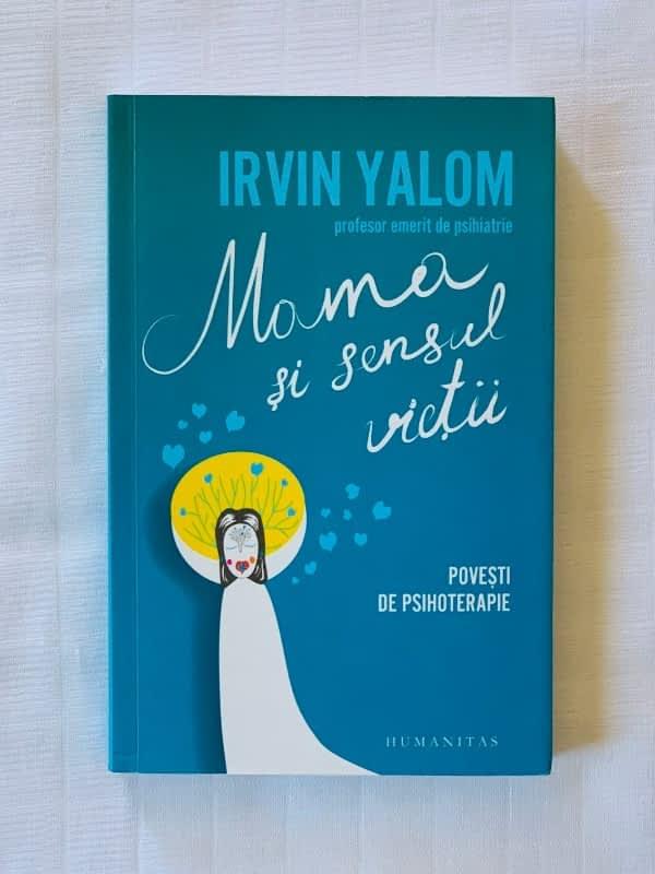 Mama si sensul vietii de Irvin Yalom
