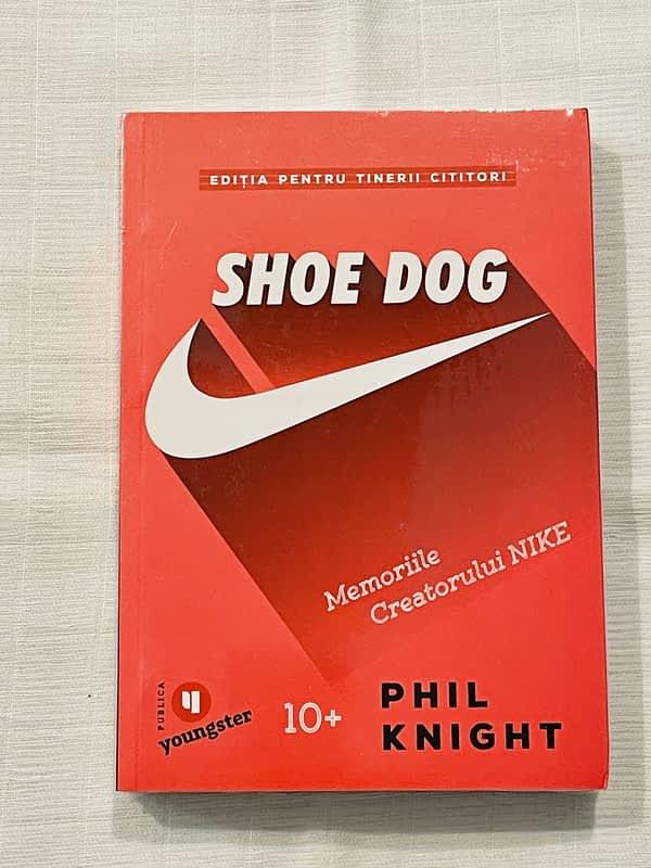 Memoriile creatorului Nike