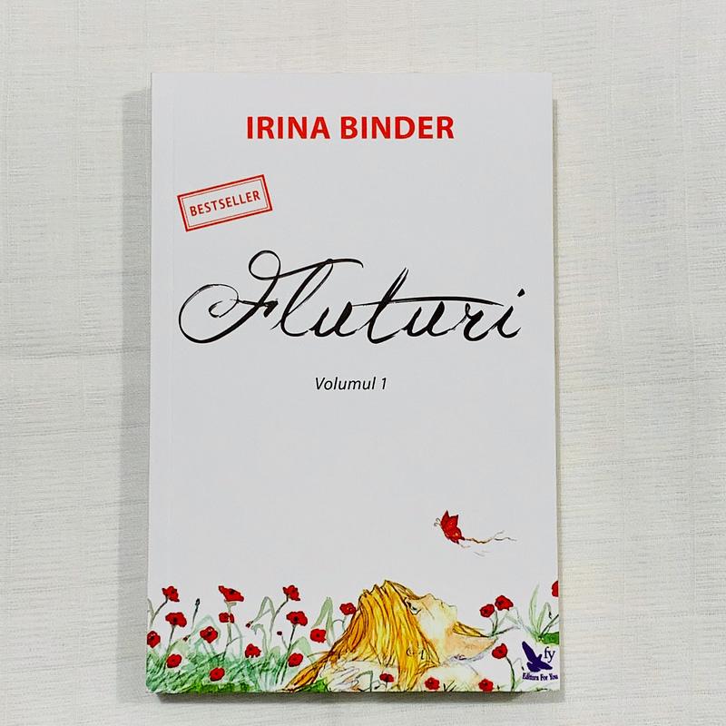 Fluturi (Volumul 1) de Irina Binder